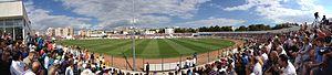 Stadionul Municipal (Botoșani) - Image: Municipal Botosani