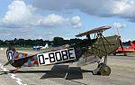 Museum Stampe Fokker D VII replica 03.JPG