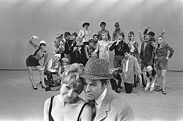 Sweet Charity in the Netherlands (1968)