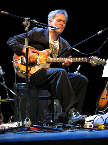 English: Marc Ribot