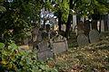 Náhrobky na Židovském hřbitově v Madé Boleslavi.jpg