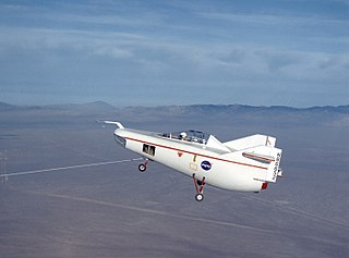NASA M2-F1 Lifting body prototype