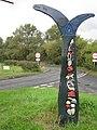 NCN Millennium Milepost MP290 West Hythe.jpeg