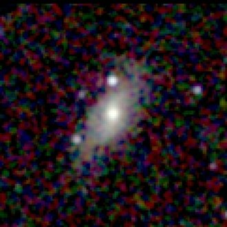NGC 21 - NGC 21 in Infrared