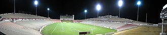 Aggie Memorial Stadium - Image: NMSU Aggie Memorial Stadium