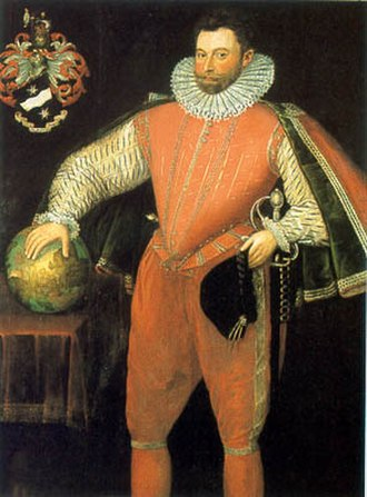 History of the British Virgin Islands - Sir Francis Drake visited the islands four times; its main channel was named in his honor