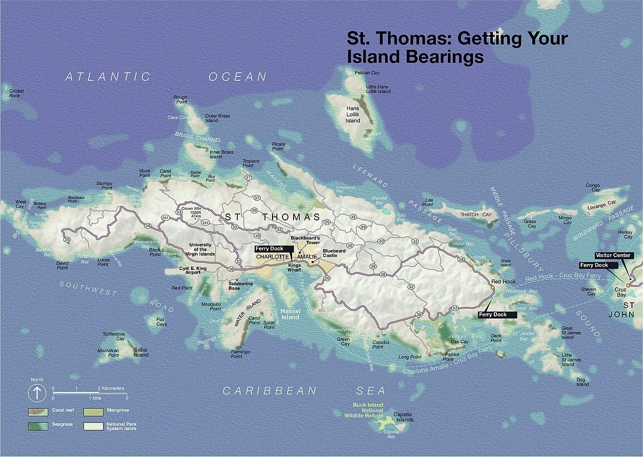 File:NPS virgin-islands-st-thomas-map.jpg - Wikimedia Commons