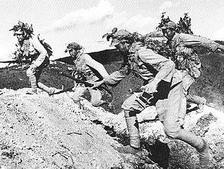 World War II 1939-1945 global war between the Axis and the Allies