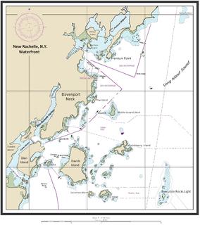 New Rochelle Harbor (Long Island Sound)