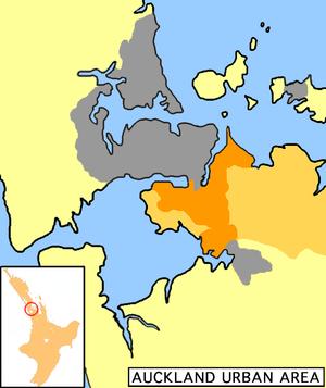 Manukau City - Image: NZ Manukau City