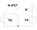 N JFET Characteristics Measurement.png