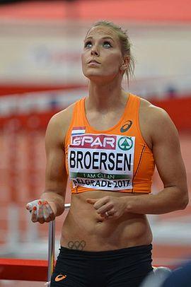 Nadine Broersen naked