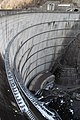 Nagawa Reservoir Dam, Northern Japan Alps - panoramio.jpg