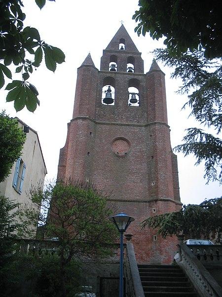 Église Saint-Martin de Nailloux
