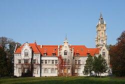 Nakło Śląskie - Pałac 01.jpg