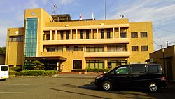 Nambu Town Office of Tottori Prefecture.jpg