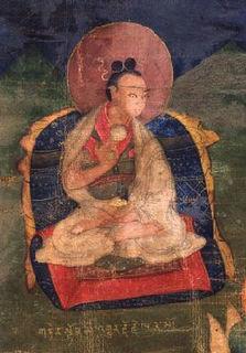 Namchö Mingyur Dorje Tibetan Lama