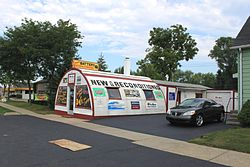 Quonset hut - Wikipedia