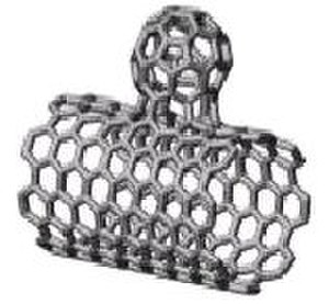 Carbon nanotube - A stable nanobud structure
