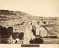 Napoli, Mergellina, colmatura in atto.jpg