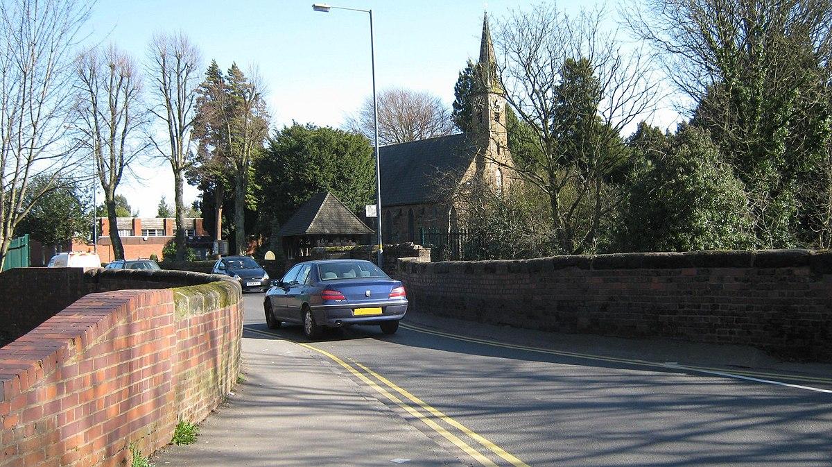 christ church yardley wood wikipedia