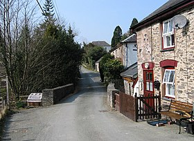 Narrow road in Aberhosan - geograph.org.uk - 1215641.jpg