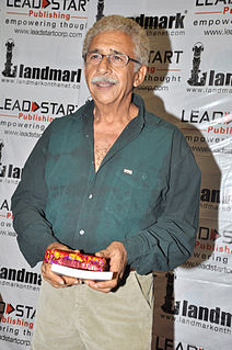 Naseeruddin Shah Indian actor