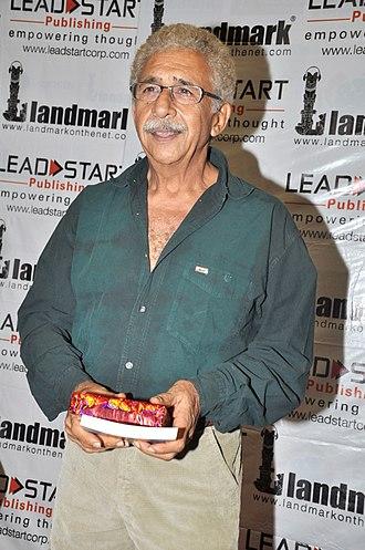 Naseeruddin Shah - Shah in 2013