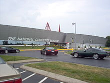 National Corvette Museum, KY.JPG