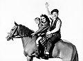 National Velvet promo still - Jenkins, Taylor, Rooney on a horse.jpg