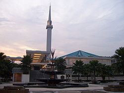 National mosque, Malaysia.JPG