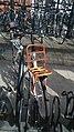 Nationale Postcode Loterij bicycle (Winnaars editie 111626), Station Winschoten (2019) 04.jpg