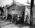 Native woman and two children from Nenana village, Alaska, circa 1915 (AL+CA 6690).jpg
