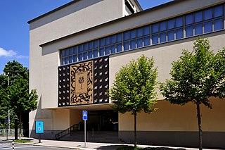 Natural history museum in Berne, Switzerland