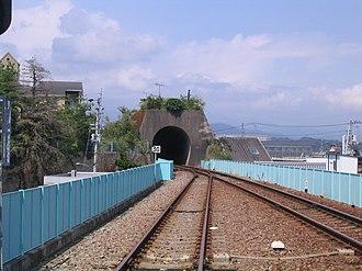 Kaifu Station - Image: Near Kaifu panoramio