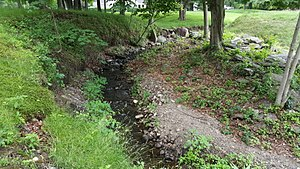 Neepaulakating Creek - Image: Neepaulakating Creek near headwaters