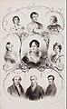 Negen Nederlandse toneelspelers, ca 1800.jpg