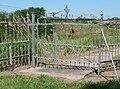 Nelson Cemetery Walk cemetery gate 2.JPG