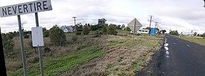 Mitchell Highway - Image: Nervertire