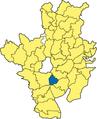 Neubeuern - Lage im Landkreis.png