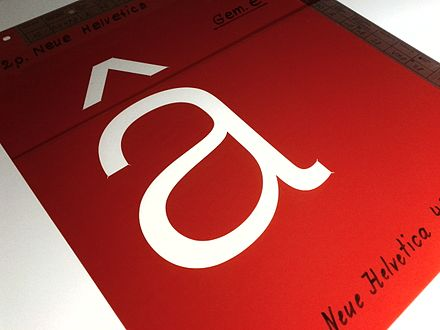 Helvetica - Wikiwand