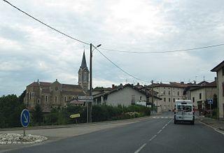 Neuville-les-Dames Commune in Auvergne-Rhône-Alpes, France