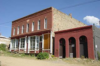 Nevadaville, Colorado ghost town in Colorado, United States