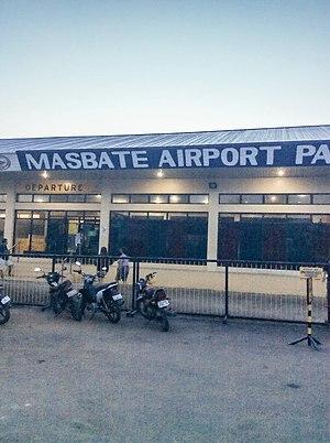 Moises R. Espinosa Airport - Image: Newmbt