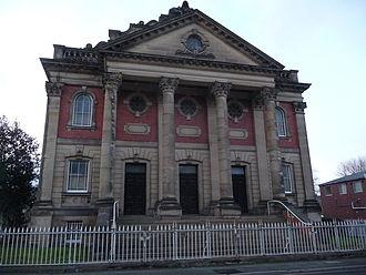 Newtown, Powys - The Baptist Chapel