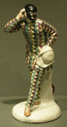 Porcellana tedesca del secolo XVIII