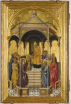 The Presentation of the Virgin at the Temple