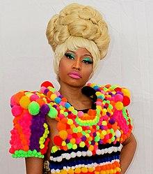 Nicki Minaj, 2011.jpg