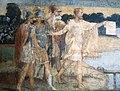 Nicolò dell'Abate, Incontro di Bruto e Ottaviano sulle sponde del fiume Lavino, Sala del Fuoco, Palazzo Comunale (Modena).jpg