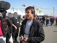 Nicolas Hulot à la fête de l'Huma 2008 - 1.jpg